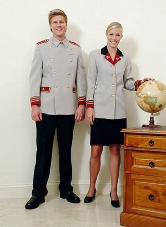 Đồng phục bảo vệ khách sạn bell 12