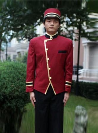 Đồng phục bảo vệ khách sạn bell 13