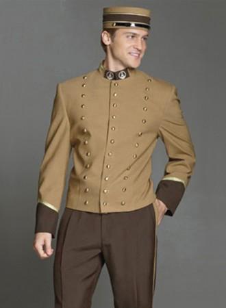 Đồng phục bảo vệ khách sạn bell 15