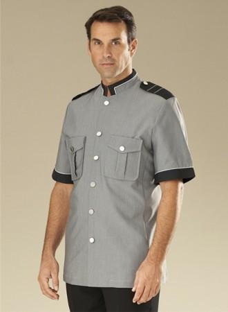 Đồng phục bảo vệ khách sạn bell 18