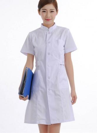 Đồng phục y tá váy nữ 05