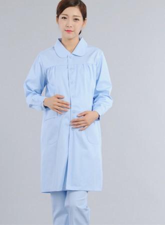 Đồng phục y tá váy bầu 16