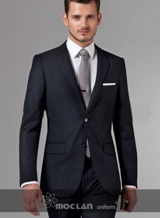 Đồng phục vest nam 02