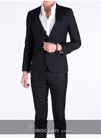 Đồng phục vest nam 012
