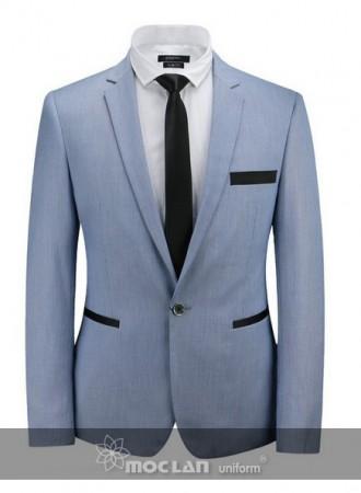 Đồng phục vest nam 08