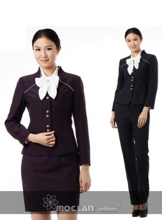Đồng phục vest nữ 02