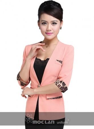 Đồng phục vest nữ 03