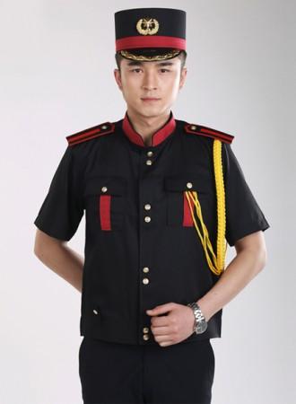 Đồng phục bảo vệ khách sạn bell 02
