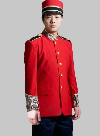Đồng phục bảo vệ khách sạn bell 03