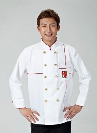 Áo bếp 09