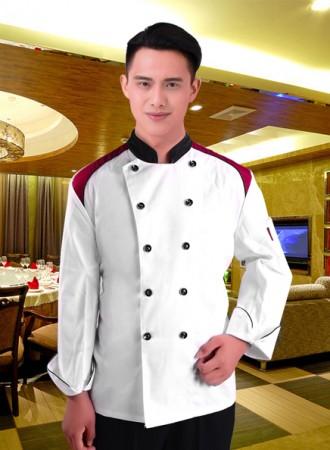 Áo Đồng phục bếp 19