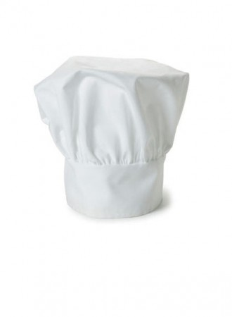 Đồng phục bếp, Mũ bếp 01