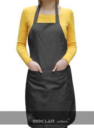 Đồng phục bếp, tạp dề bếp 01