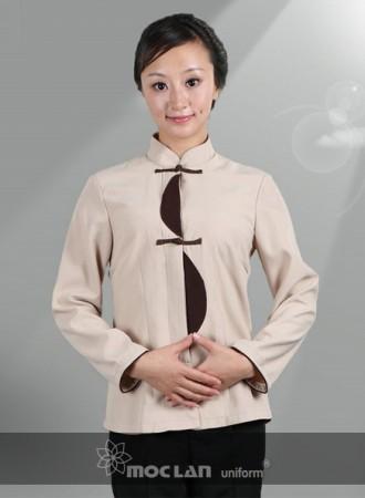 Đồng phục tạp vụ 14