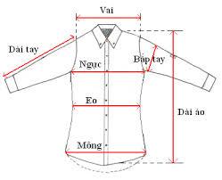 Hướng dẫn đo thông số quần áo
